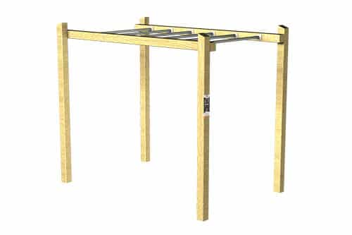 Overhead Ladder - Adult - GYM208